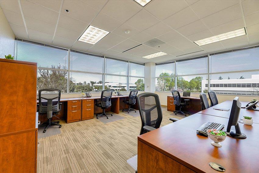 Dedicated Workspace